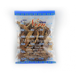Niru Green Dried Chilli
