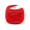 Kiwi Red Colour Thread